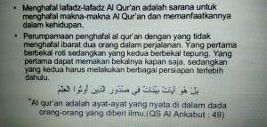 Beberapa Motivasi Penghafal Al Quran Temanalqurancom